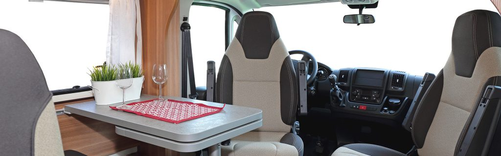Palmetto Reupholstery RV